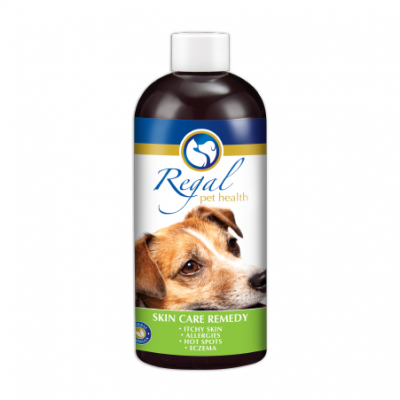 Regal Pet Health Skin Care Remedy