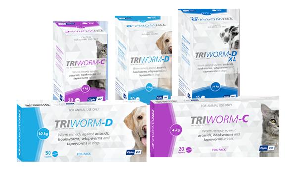 Triworm Dewormer